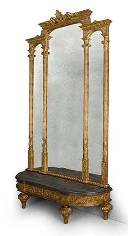 Christopher Guy - Pullman Wall Mirror - 50-2852-A