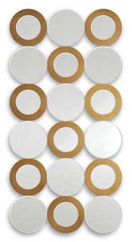Christopher Guy - Sixties Wall Mirror - 50-2888-A