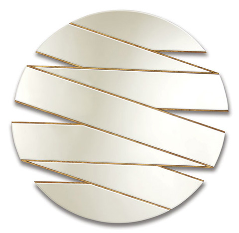 Christopher Guy - Est-Ouest Wall Mirror - 50-2899-B