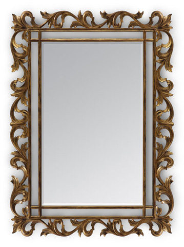 Christopher Guy - Mondrian Foliage Wall Mirror - 50-2902-C