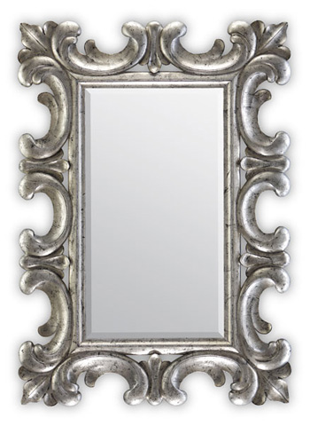 Christopher Guy - Laurier-Rose Wall Mirror - 50-2905-B
