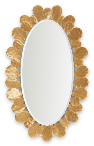 Christopher Guy - Petal Wall Mirror - 50-2928-A