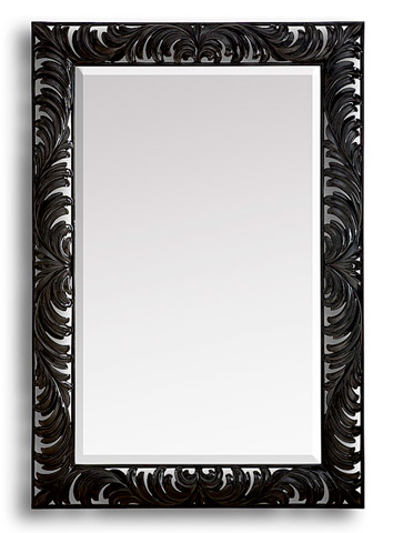 Christopher Guy - Gris Feathers Wall Mirror - 50-2936-F