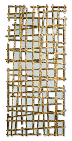 Christopher Guy - Coco Weave Wall Mirror - 50-2938-A