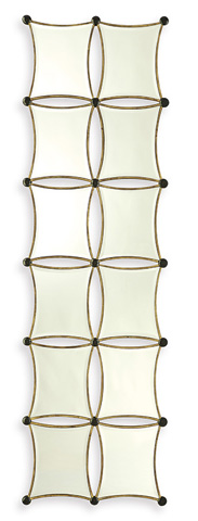 Christopher Guy - Voilure Wall Mirror - 50-2986-A