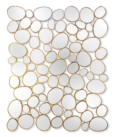 Christopher Guy - Pebble Beach Wall Mirror - 50-2991-B