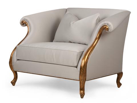 Christopher Guy - Vernier Club Chair - 60-0362