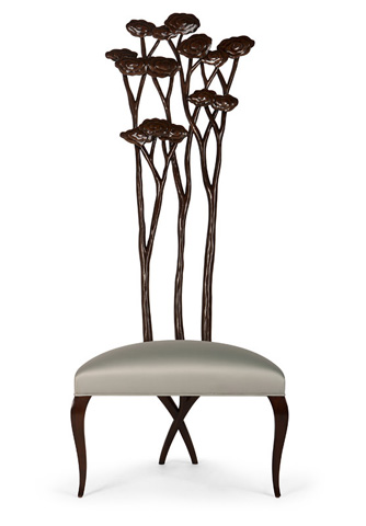 Christopher Guy - Le Jardin Accent Chair - 60-0364