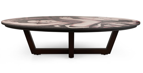 Christopher Guy - Tete-a-Tete Cocktail Table - 76-0227