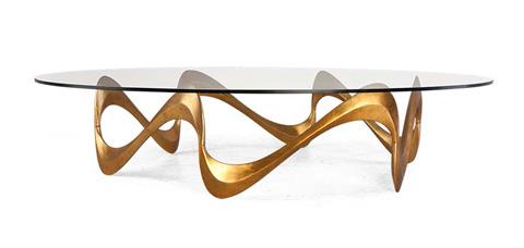 Christopher Guy - Parisian Fraffiti Cocktail Table - 76-0299