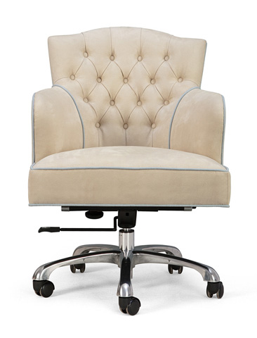 Christopher Guy - Monaco Office Chair - 60-0332-ALUM