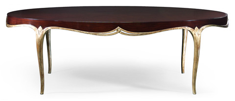 Image of Harper Oval Dining Table