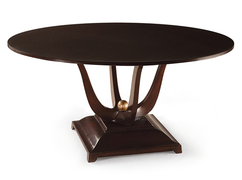 Christopher Guy - Fontaine Round Dining Table - 76-0146-VEN
