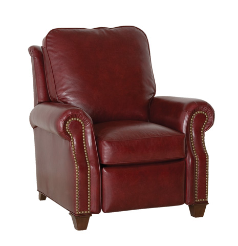 Classic Leather - Portsmouth Low-Leg Recliner - 8026-LLR