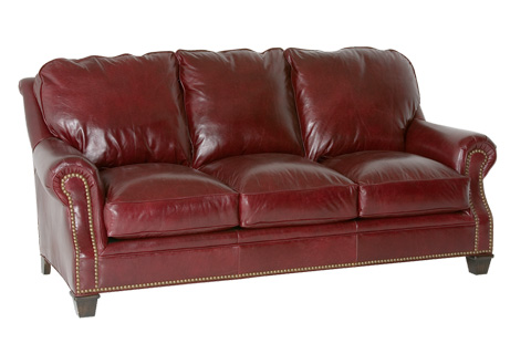 Classic Leather - Portsmouth Sofa - 8028