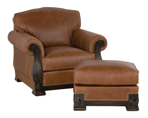 Classic Leather - Edwards Chair - 531