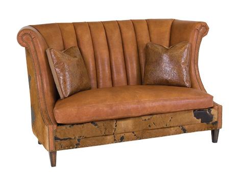 Classic Leather - Broadmoor Sofa - TA-6548