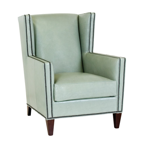 Classic Leather - Porter Wing Chair - 8511