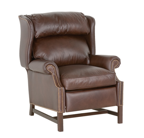 Image of Chippendale High Leg Recliner