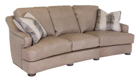 Classic Leather - Stegal Sofa - 8218
