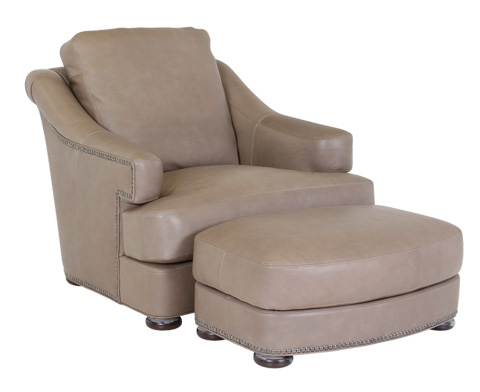 Classic Leather - Stegal Chair - 8216