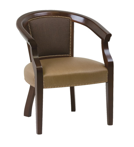 Classic Leather - Sedgefield Chair - 109
