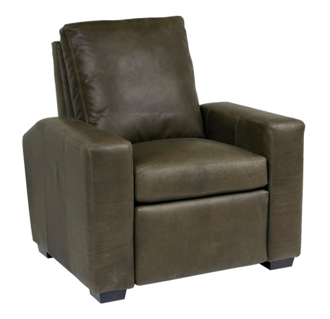 Classic Leather - Metro Recliner - 11766-RCL
