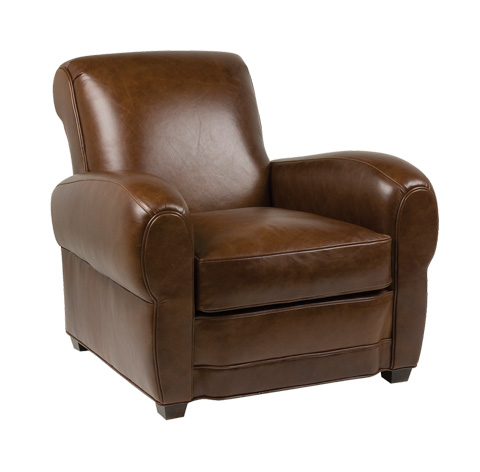 Classic Leather - Huntley Club Chair - 117791