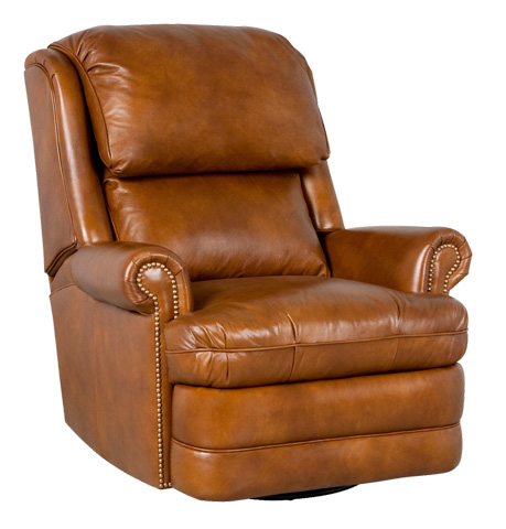 Classic Leather - Chesapeake Swivel Glider Recliner - 129-SGR