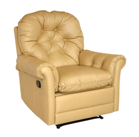 Classic Leather - Crescent Recliner - 160-RCL