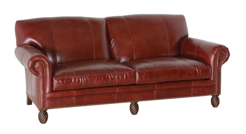 Classic Leather - Bonaire Two Cushion Sofa - 2208