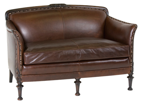 Classic Leather - Ludon Settee - 2232