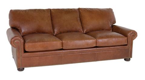 Classic Leather - McCall Sofa - 3513