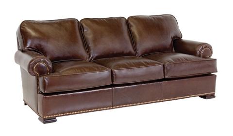 Classic Leather - Meeting Street Sofa - 3613