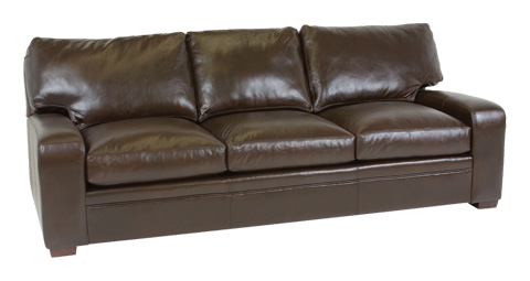 Classic Leather - Vancouver Sofa - 4513