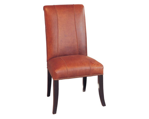 Classic Leather - Radcliffe Side Chair - 54S