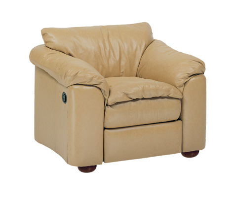 Classic Leather - Oregon Incliner Chair - 566-INC