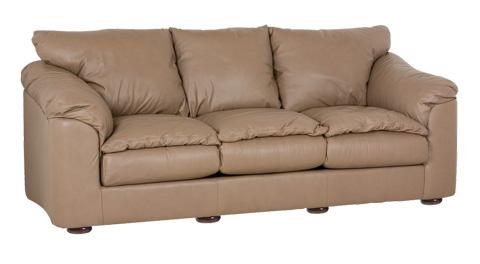 Classic Leather - Oregon Sofa - 568