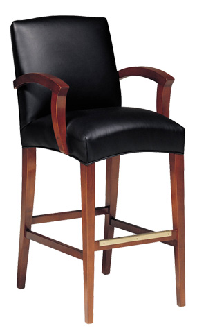 Classic Leather - Metro Bar Stool - 7130