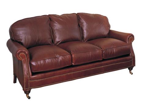 Classic Leather - Paddington Sofa - 8058