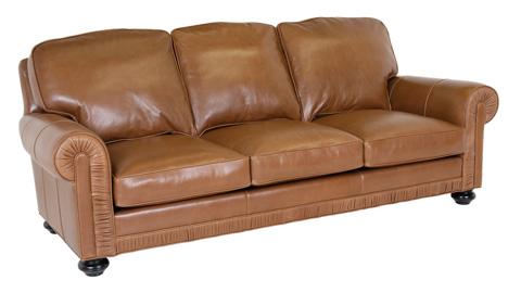 Classic Leather - Chambers Sofa - 8208