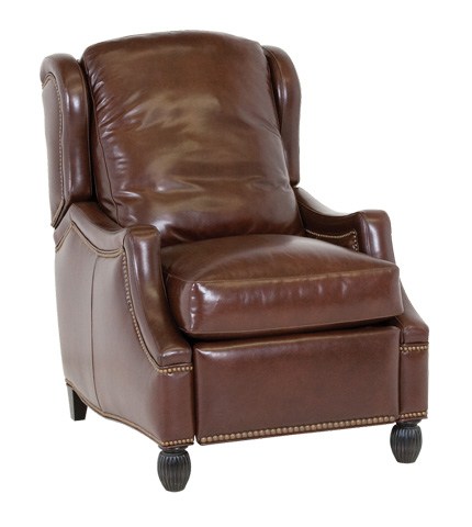 Classic Leather - Palmer Low-Leg Recliner - 8521-LLR