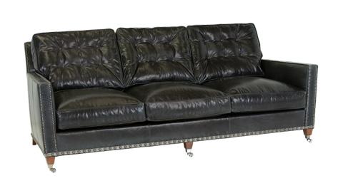 Classic Leather - Prescott Sofa - 8543