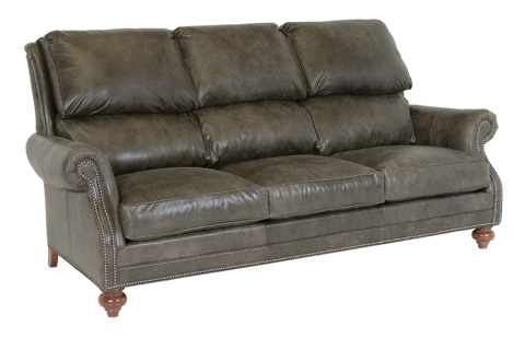 Classic Leather - Purcell Sofa - 8608
