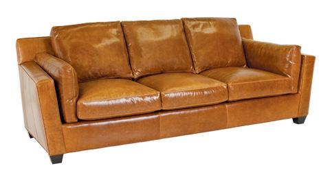 Classic Leather - Cahner Sofa - 8633