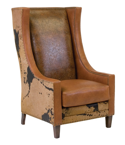 Classic Leather - Haus Chair - TA-6531