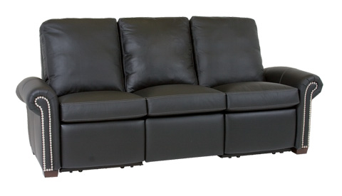Classic Leather - Kenilworth Motorized Reclining Sofa - 11868-MR
