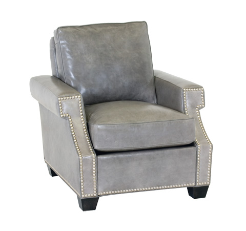 Classic Leather - Landau Chair - 16-22