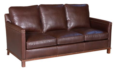 Classic Leather - Lindsey Sofa - 23-66-3/3