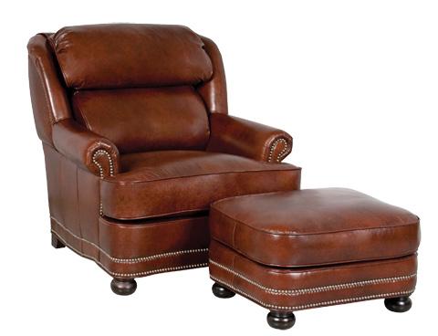 Classic Leather - Hamilton Ottoman - 50